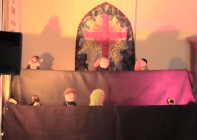 Festival of Lights 2015: Puppet Show