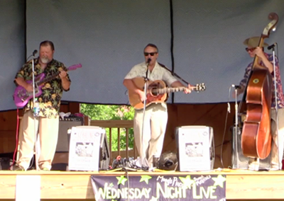 Wednesday Night Live: Starline Rhythm Boys