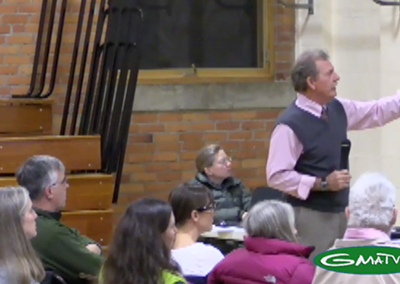 ACT 46 Public Forum: Cambridge Elementary School Forum 2015