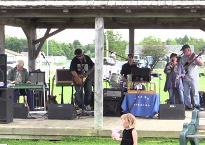 Lamoille County Field Days 2015: Krazy Kountry Band