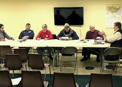 Hyde Park Selectboard (Special Meeting) 3/28/2016