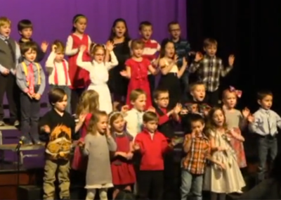 Hyde Park Elementary School: Winter Concert