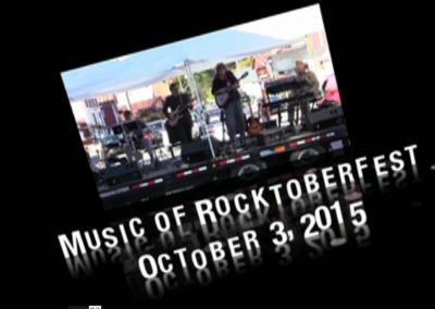 Morristown Rocktoberfest 2015: Jericho Vox