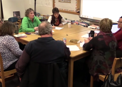 Hyde Park Elementary School Board 3/7/16