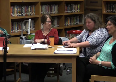 Hyde Park Elementary School Board 5/2/16