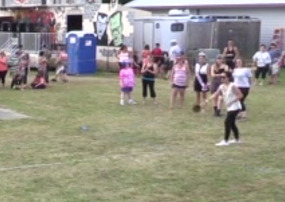 Lamoille County Field Days 2015 – Underhand Skillet Toss