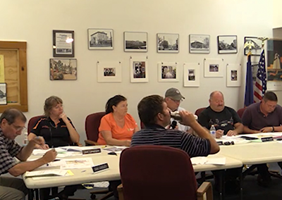 Morristown Selectboard – 7/5/16, Part 2