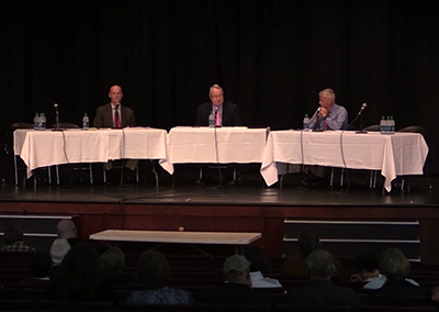 Candidate Debate, Lamoille County Senate and Lamoille-Washington District House