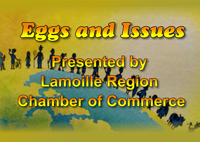 Eggs and Issues – North Central Vermont Recovery Center, 3/8/16