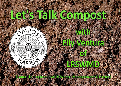 Let's Talk Compost