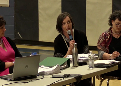 Act 46 Waterville Revote, Executive Director VT School Board Association