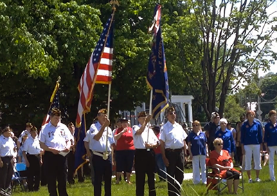 Morristown VFW Memorial Day Parade, 5/30/16