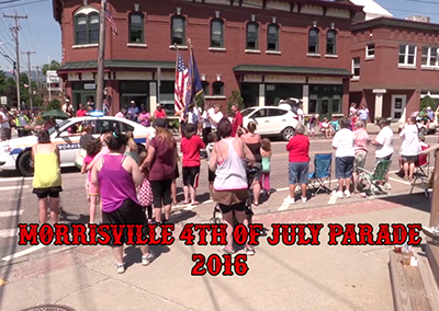 Morrisville 4th of July Parade, 2016