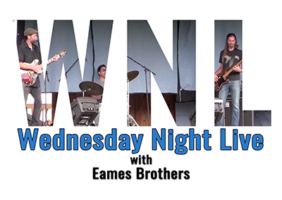 Wednesday Night Live 2016, Eames Brothers