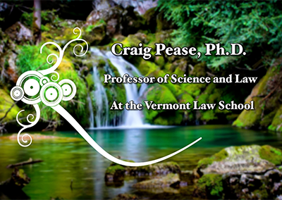 Environmental Health Series, Craig Pease, Ph.D.