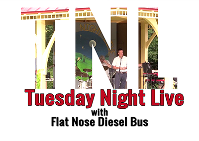 Tuesday Night Live 2016, Flat Nose Diesel Bus