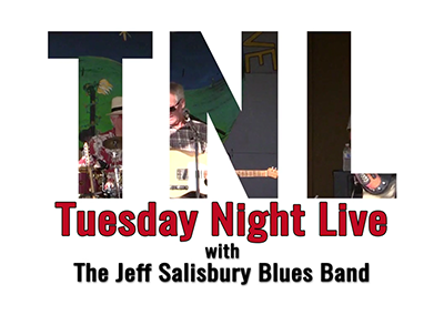 Tuesday Night Live 2016, Jeff Salisbury Blues Band