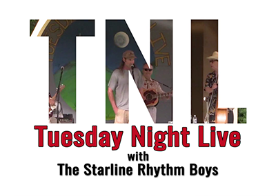 Tuesday Night Live 2016, Starline Rhythm Boys