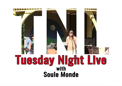 Tuesday Nignt Live 2016, Soule Monde
