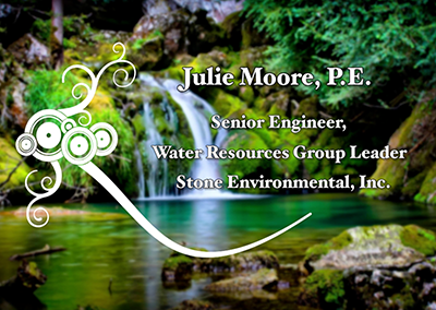 Environmental Health Speaker Series, Julie S. Moore, P.E.