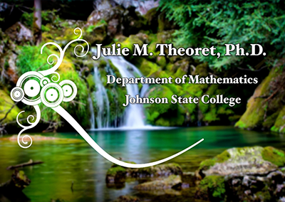 Environmental Health Speaker Series, Julie Theoret, Ph.D.