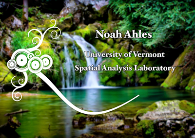 Environmental Health Speaker Series, Noah Ahles, M.S.