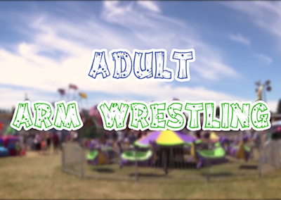 Lamoille County Field Days, 2016 – Adult Arm Wrestling