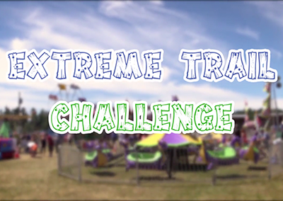 Lamoille County Field Days, 2016 – Extreme Trail Challenge