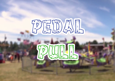 Lamoille County Field Days, 2016 – Pedal Pull