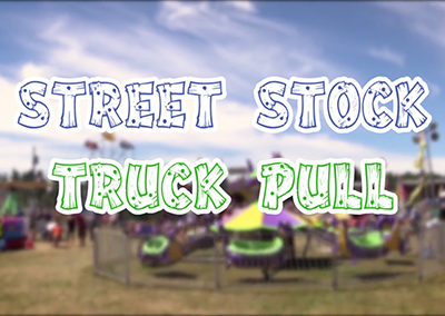 Lamoille County Field Days, 2016 – Street Stock Truck Pull