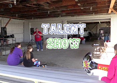 Lamoille County Field Days, 2016 – Talent Show