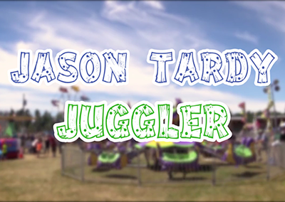 Field Days, 2016 – Jason Tardy Juggler