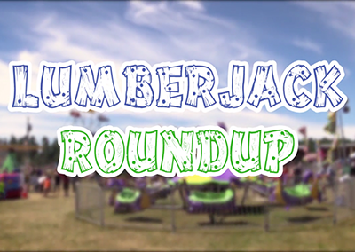 Lamoille County Field Days, 2016 – Lumberjack Roundup