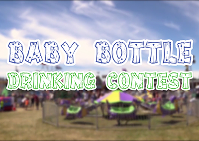Lamoille County Field Days. 2016 – Baby Bottle Drinking Contest