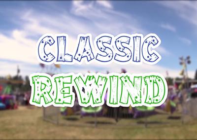 Field Days, 2016 – Classic Rewind
