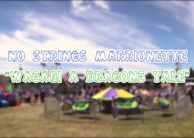 Lamoille County Field Days. 2016 – No Strings, Wasabi A Dragons Tale
