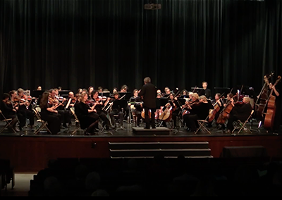 Lamoille County Mental Health Services Presents: Me2/Orchestra