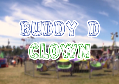 Field Days, 2017 – Buddy D Clown