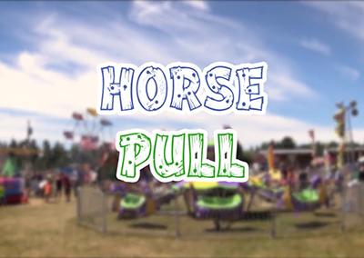 Field Days, 2017 – Horse Pulls