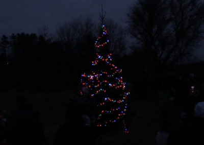 Festival of Lights, 2017 – Tree Lighting