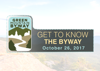 Get To Know The Green Mountain Byway