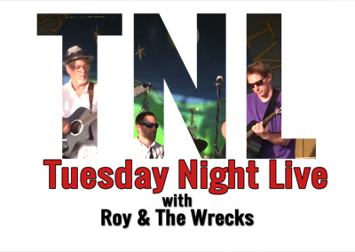 Tuesday Night Live, 2017 – Roy and The Wrecks
