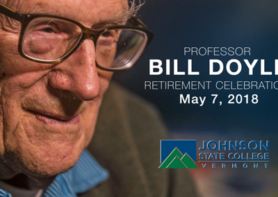 Bill Doyle Retirement Celebration, 5/7/18