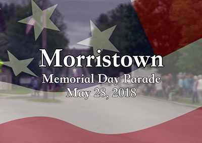 Morristown Memorial Day Parade, 2018