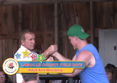 Field Days, 2018 – Adult Arm Wrestling