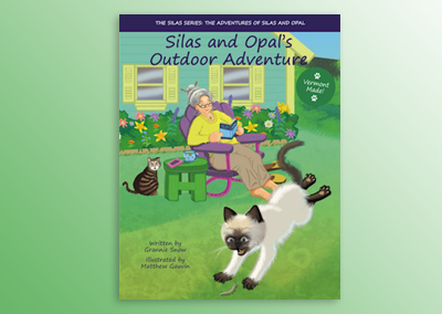 Silas and Opal's Outdoor Adventure