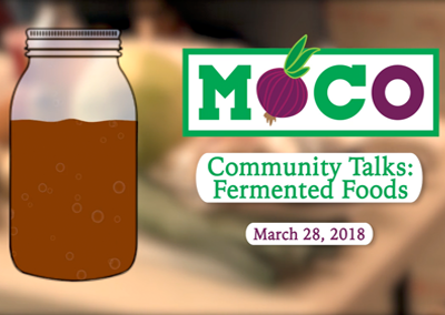 Morrisville COOP, Community Talks – Fermented Foods