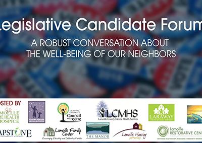 Legislative Candidate Forum, 10/30/18