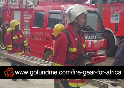 Fire Gear for Africa