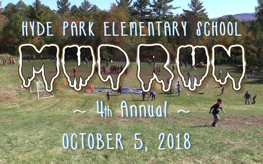 4th Annual Mud Run, 2018
